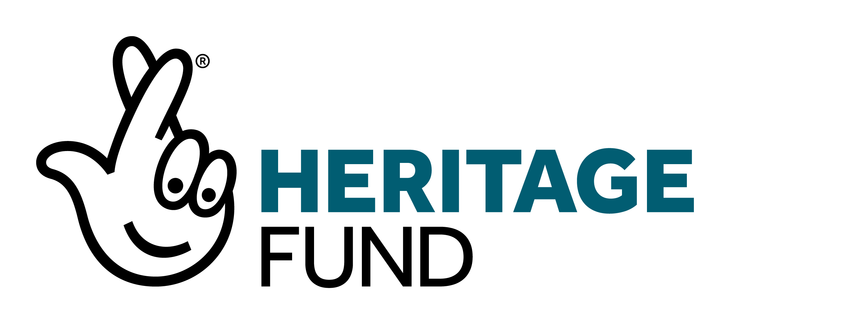Heritage Lottery Funded Logo