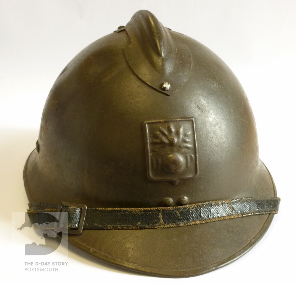 Image of a helmet from our collection