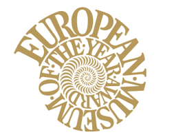 European Museum of the Year award logo