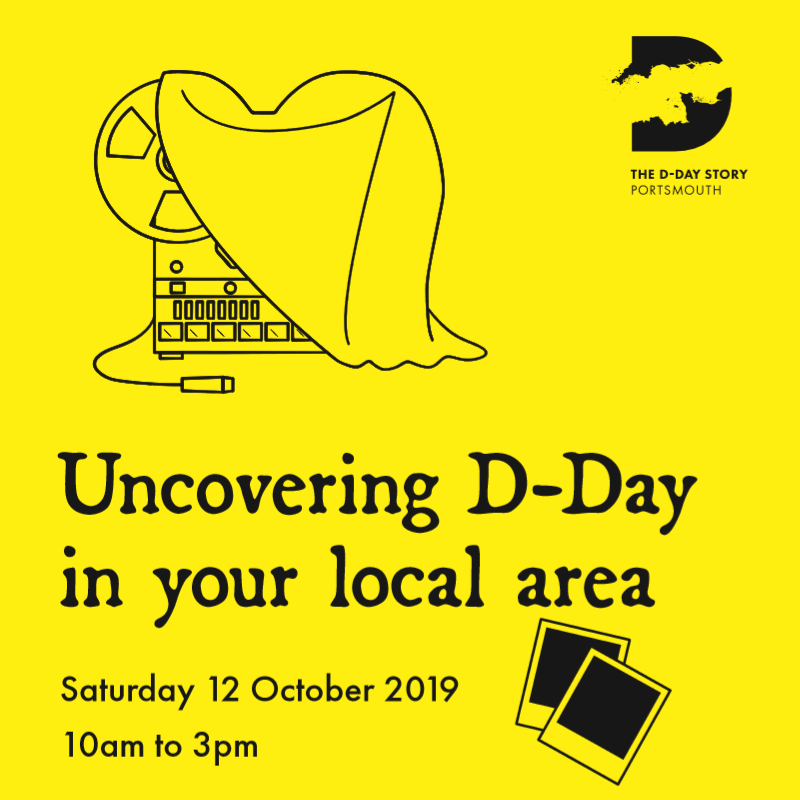 Uncovering D-Day in your local area
