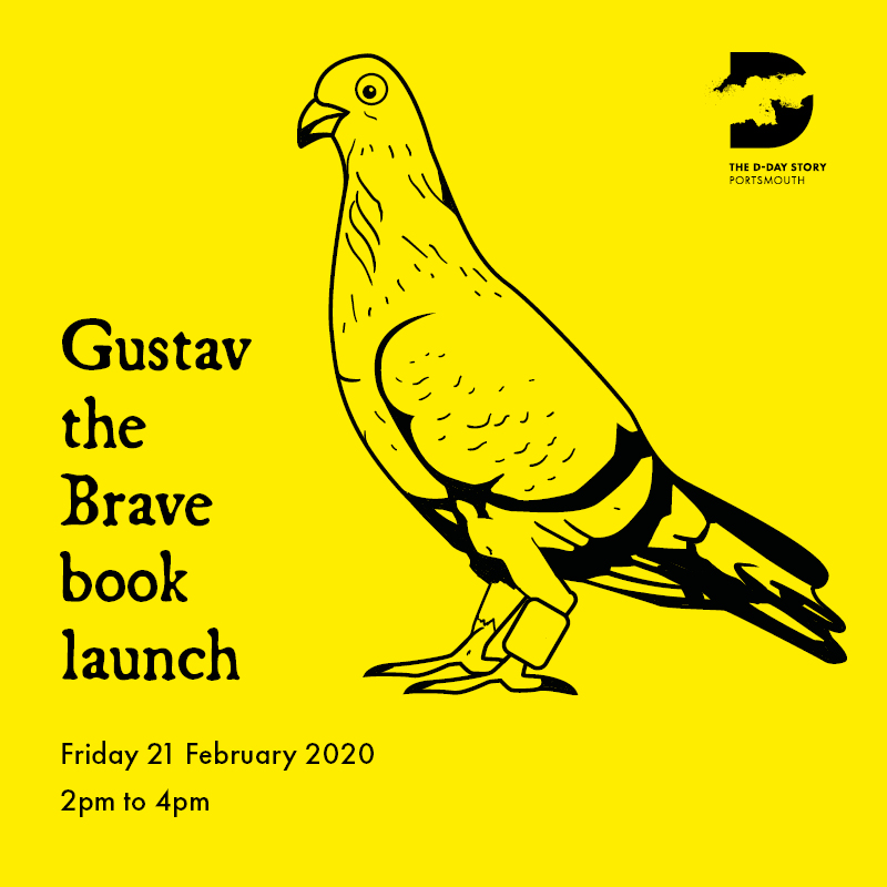 Book launch: Gustav the Brave
