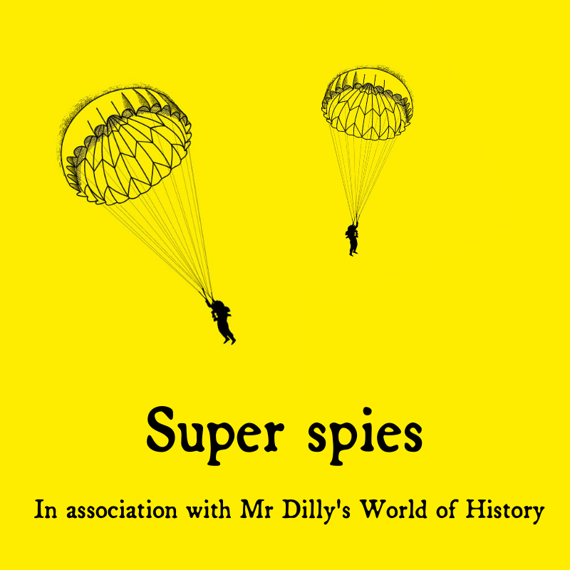 Super spies family show