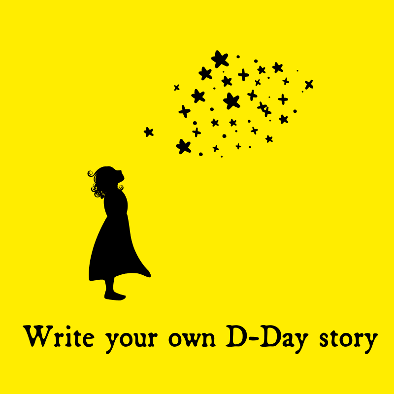 Write your own D-Day story